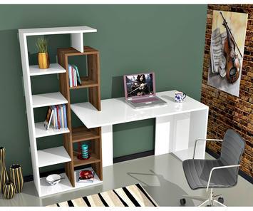 Libreria E Scrivania Per Studio.Scrivanie Online Moderne Per Ogni Esigenza Duzzle