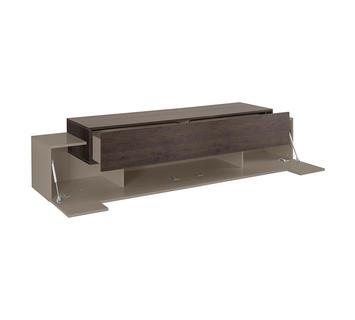 Porta tv moderni di design a parete, angolari, girevoli | Duzzle