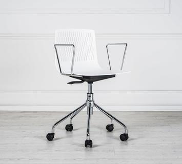 Sedia Da Ufficio Bianca.Sedie E Poltrone Da Ufficio Ergonomiche Di Design Duzzle