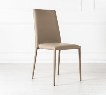 Sedie Bianche In Offerta.Sedie In Ecopelle E Similpelle Online Di Design Duzzle
