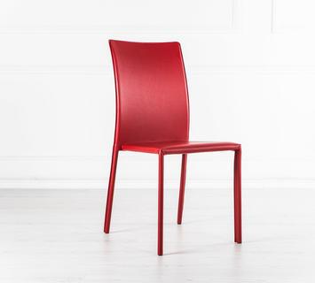 Sedie A Slitta Moderne.Sedie Dal Design Moderno Ergonomiche In Legno O Ecopelle Duzzle