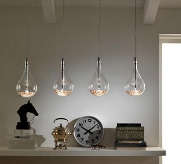 Lampadari In Sospensione.Lampade A Sospensione Moderne Le Luci Pendenti In Casa Duzzle