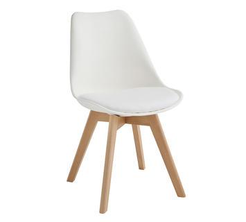 Sedie E Tavoli Plastica Economici.Sedie In Plastica Trasparente Colorata E Di Design Duzzle
