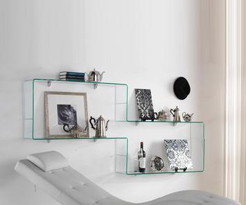 Mensole moderne, dai un tocco di design alla tua libreria o ...