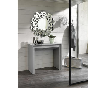 Tavolo consolle dal design classico o moderno sia in vetro ...